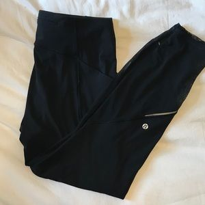 Black lululemon legging